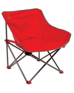Silla de camping Coleman Kick-back rojo