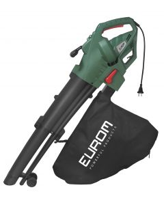 Aspirador / soplador de hojas Eurom Gardencleaner 3000W