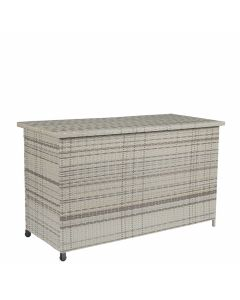Baúl para cojines Sunset Wicker – mediano