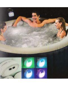 Iluminación LED INTEX™ PureSpa Bubble multicolor