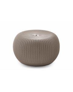Puf / taburete Keter Cozy Seat beige