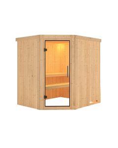 Conjunto de sauna Interline Kouva 200 x 170 x 200