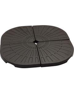 Base de piedra para sombrilla 17kgPiedra para sombrilla 17kg
