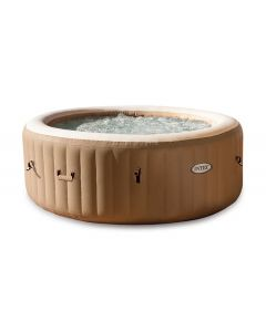 Intex Pure Spa jacuzzi Ø 196 cm - 4 personas