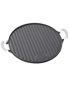 Outdoorchef - Plancha de asado de hierro fundido