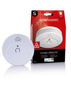 Detector de humo Smartwares con sensor óptico