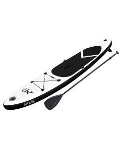 Tabla de Paddle Surf Hinchable con accesorios (negro)