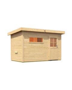 Conjunto de sauna Interline Rauma 1 337 x 196 x 228