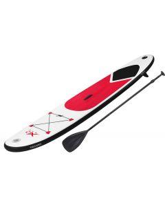 Tabla de Paddle Surf Hinchable con accesorios (rojo)