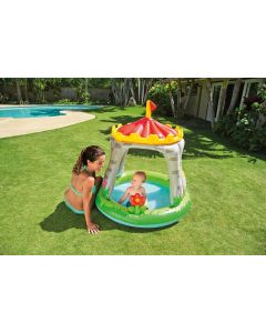 Intex Royal Castle piscina para bebé