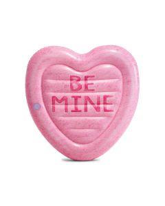 INTEX™ Colchoneta Candy Hearts Islan