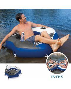 INTEX™ Sillón hinchable - River Run Connect