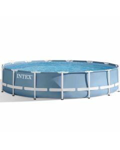 Piscina INTEX™ Prisma Frame - 457 x 107cm (conjunto)