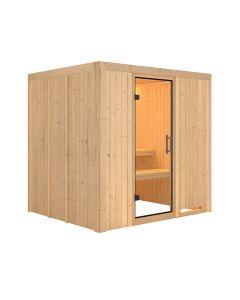Conjunto de sauna Interline Kuha 200 x 170 x 200
