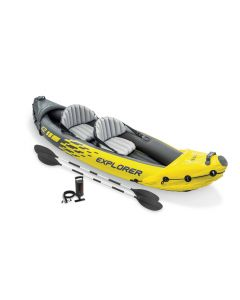 Barca hinchable Intex - Set Explorer K2