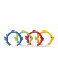 Set diversión anillos-peces de buceo