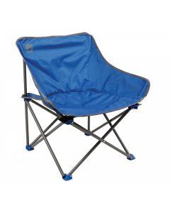 Silla de camping Coleman Kick-back azul