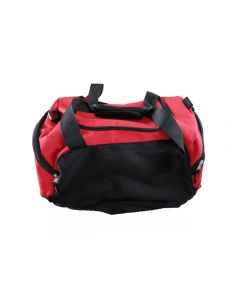Bolsa deportiva rojo/negro