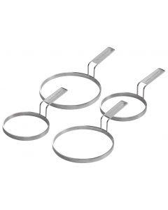 Outdoorchef - Conjunto de cocina para plancha 4 uds.