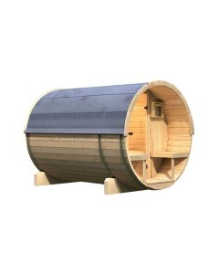 Conjunto de sauna Interline Kotka 2 205 x 273 x 216