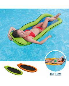 INTEX™ Colchoneta - Hamaca fondo de malla