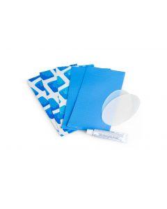 Intex - kit parches reparadores azul