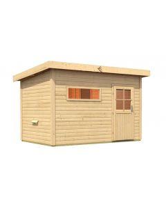 Conjunto de sauna Interline Rauma 2 337 x 231 x 239