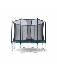 Cama elástica BERG Favorit 380 + Safety Net Comfort