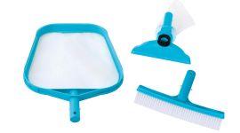 INTEX™ Kit de limpieza para piscina - Ø 26,2 mm conexión (mango no incluido)