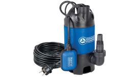 Power Plus POW 67906 750W - Bomba sumergible para aguas contaminadas